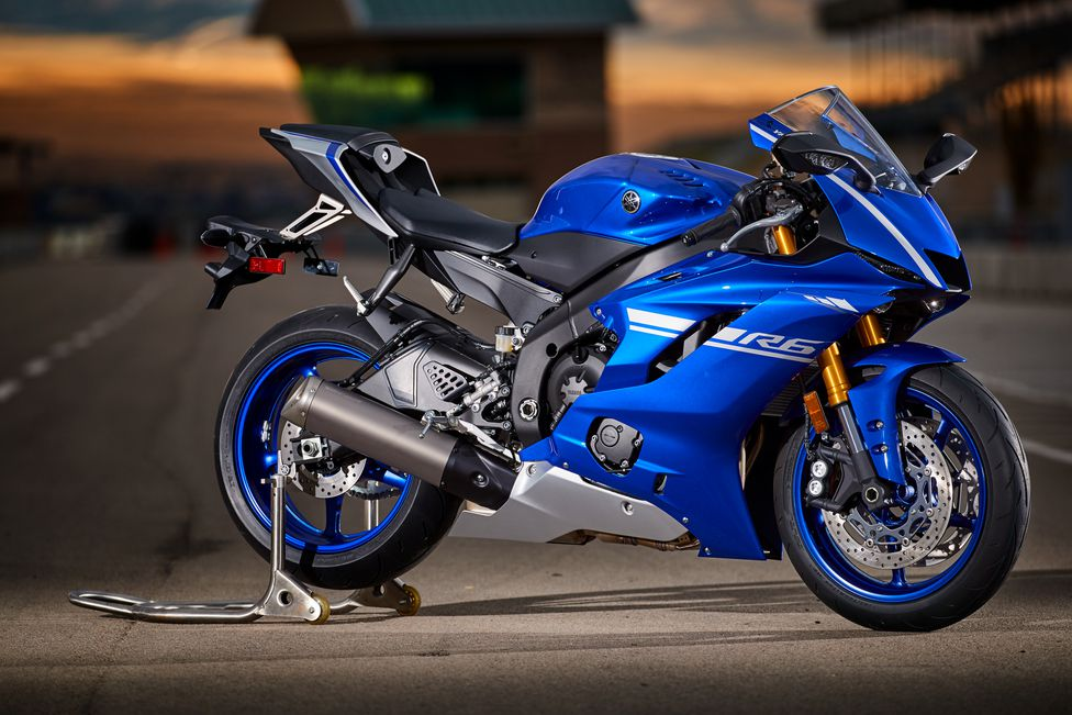 Gallery: Every Photo of the 2017 Yamaha YZF-R6 We Could Find   Cycle