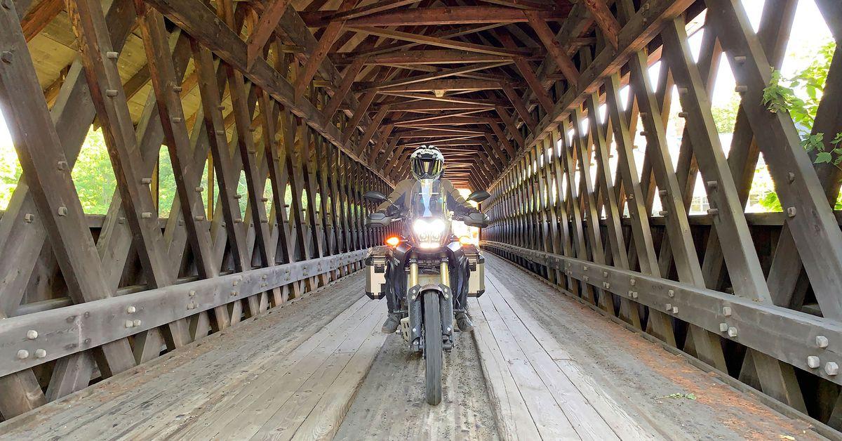 Riding The 2021 Yamaha Ténéré 700 On The Northeast BDR