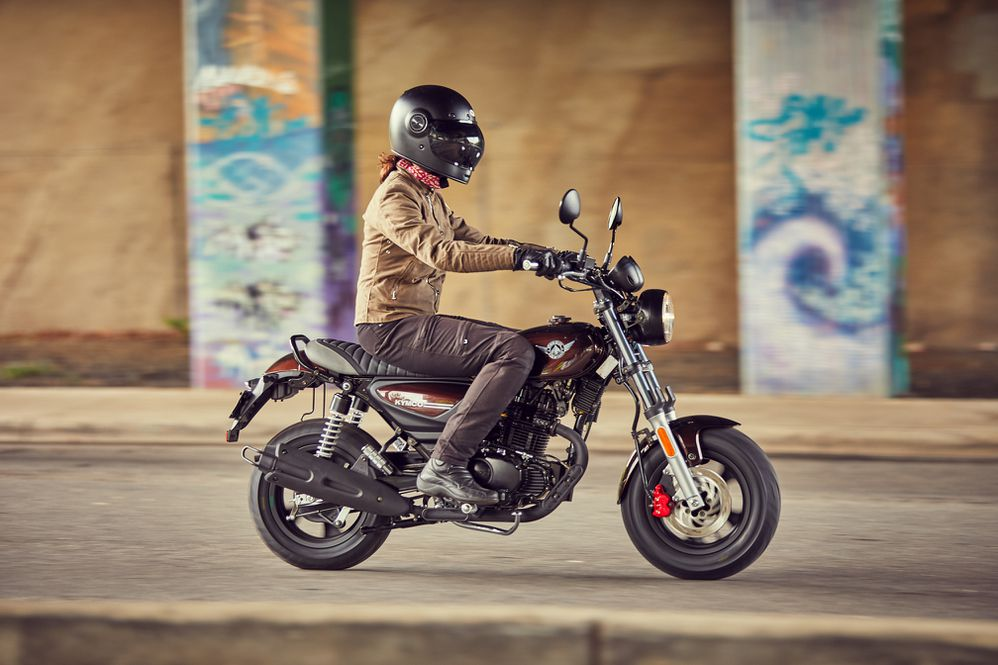 Kymco Motorcycles and Scooters | Cycle World