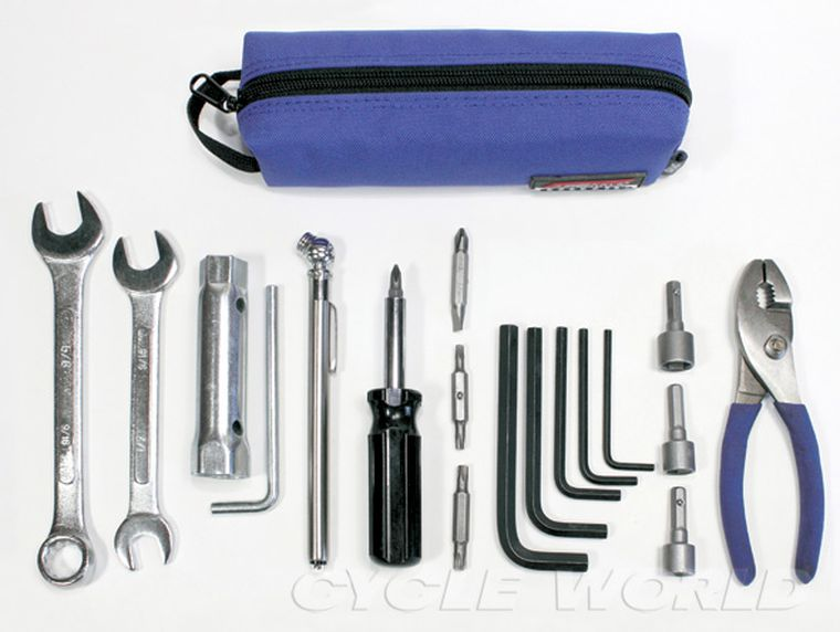 Metric SKJAS Cruztools SpeedKIT Compact Tool Kit