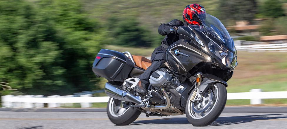 2019 Bmw R 1250 Rt Review Cycle World