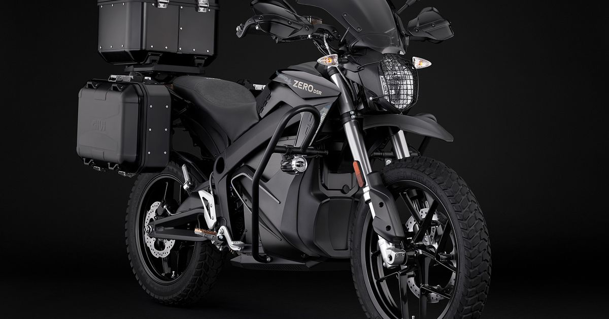 2020 Zero DSR Black Forest Edition First Look