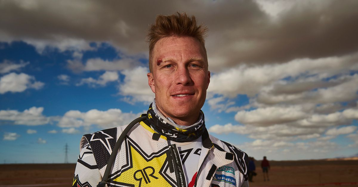 Andrew Short 2020 Dakar Interview