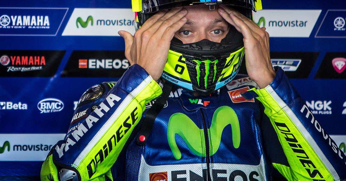 10 MotoGP Races Valentino Rossi Should Have Won