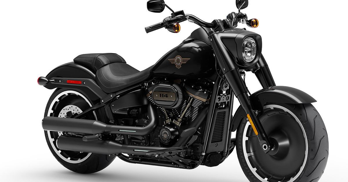 2020 Harley-Davidson Fat Boy 30th Anniversary First Look