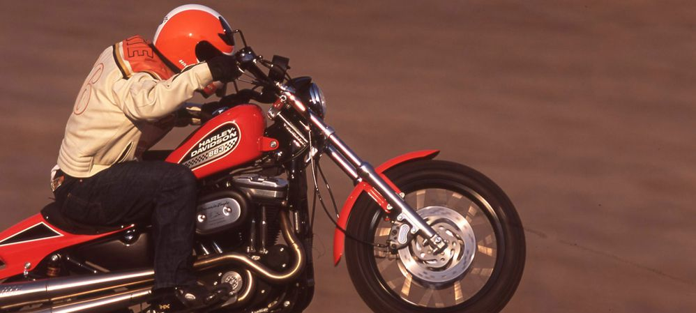 A Harley-Davidson Sportster That Knows The Way To San Jose