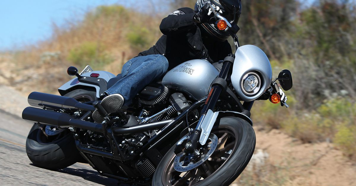 2020 Harley-Davidson Low Rider S First Ride Review | Cycle ...