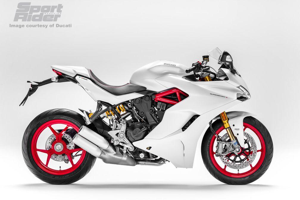 2017 Ducati Supersport S