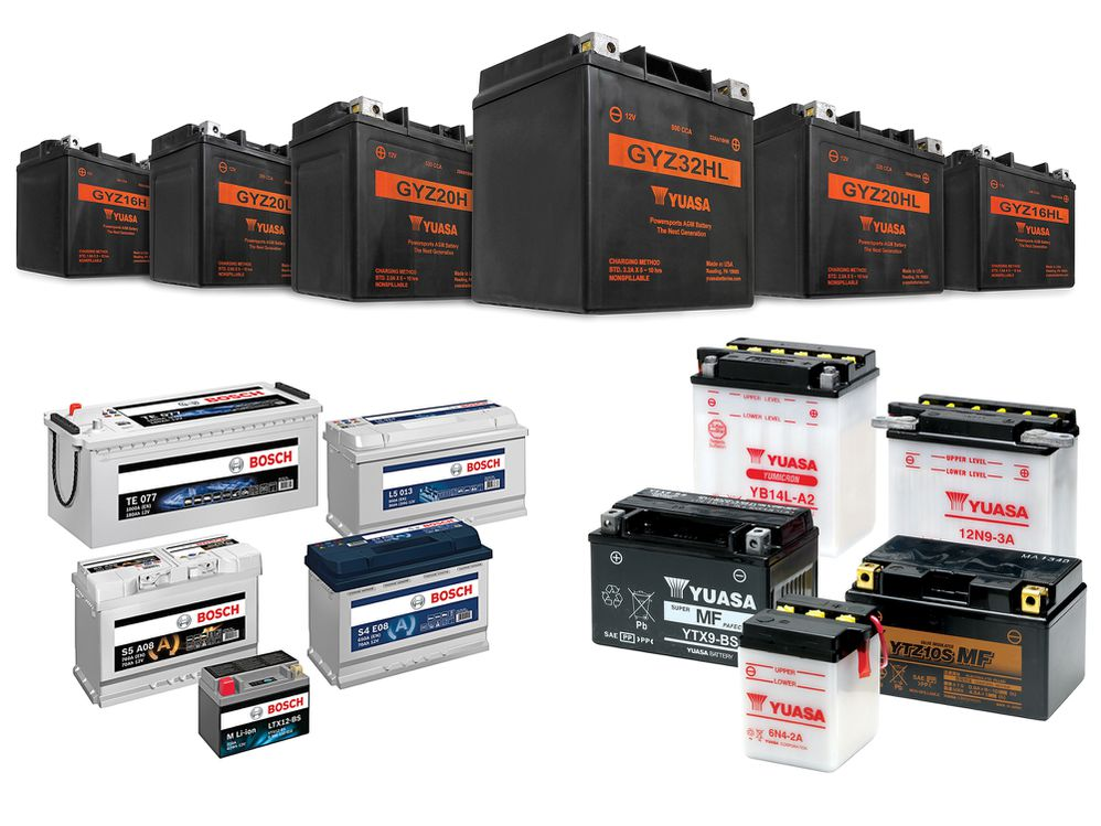 Motorcycle Batteries, Lithium Motorcycle Battery | Cycle World