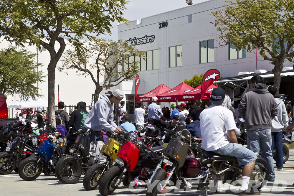The Ruck Out! Southern California's Largest Honda Ruckus