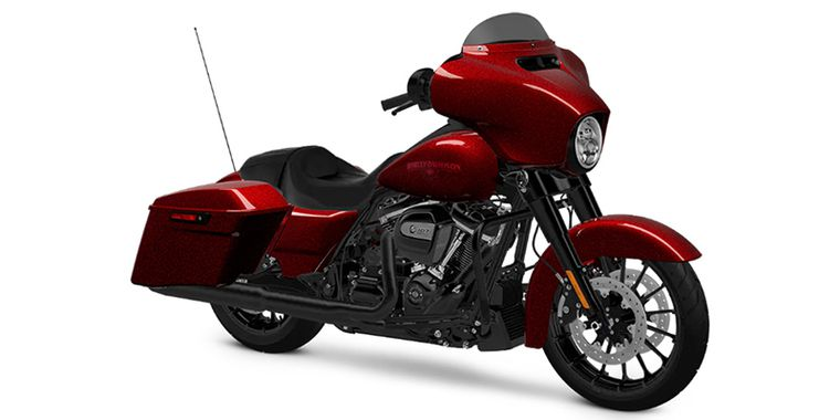 2018 Harley Davidson Touring Street Glide Special Cycle World