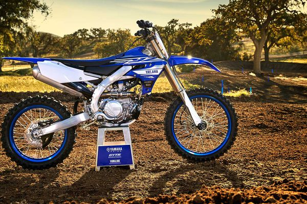 YZ450F | Cycle World