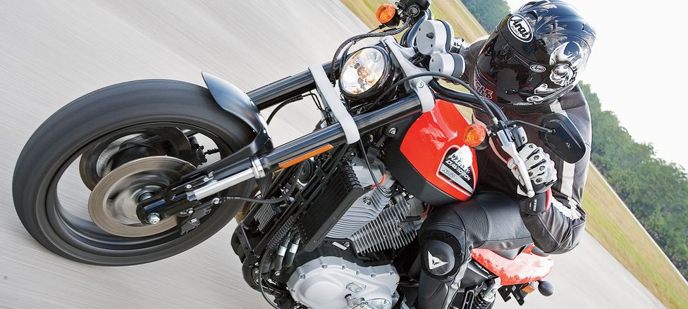 Harley-Davidson XR1200 Sportster Motorcycle Review | Cycle World