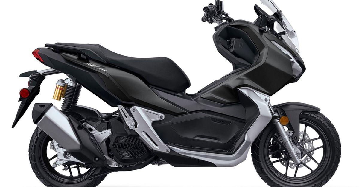 Honda ADV150 2021 года