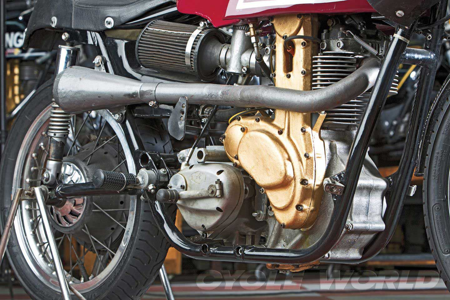 What will happen to those loved and then highly valued motorcycles once the market has moved on to the next era?