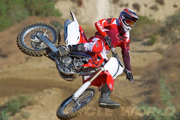 Peachy 2012 Honda Crf250R First Ride Cycle World Machost Co Dining Chair Design Ideas Machostcouk